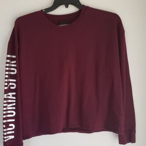 Victoria Secret Sport Sweater crew pullover